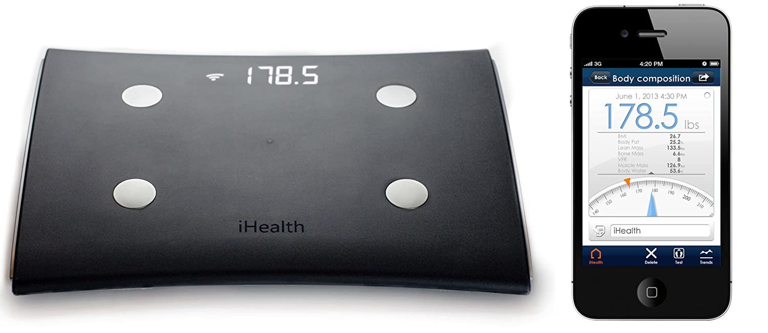 iHealth HS5 Wireless Body Analysis Scale