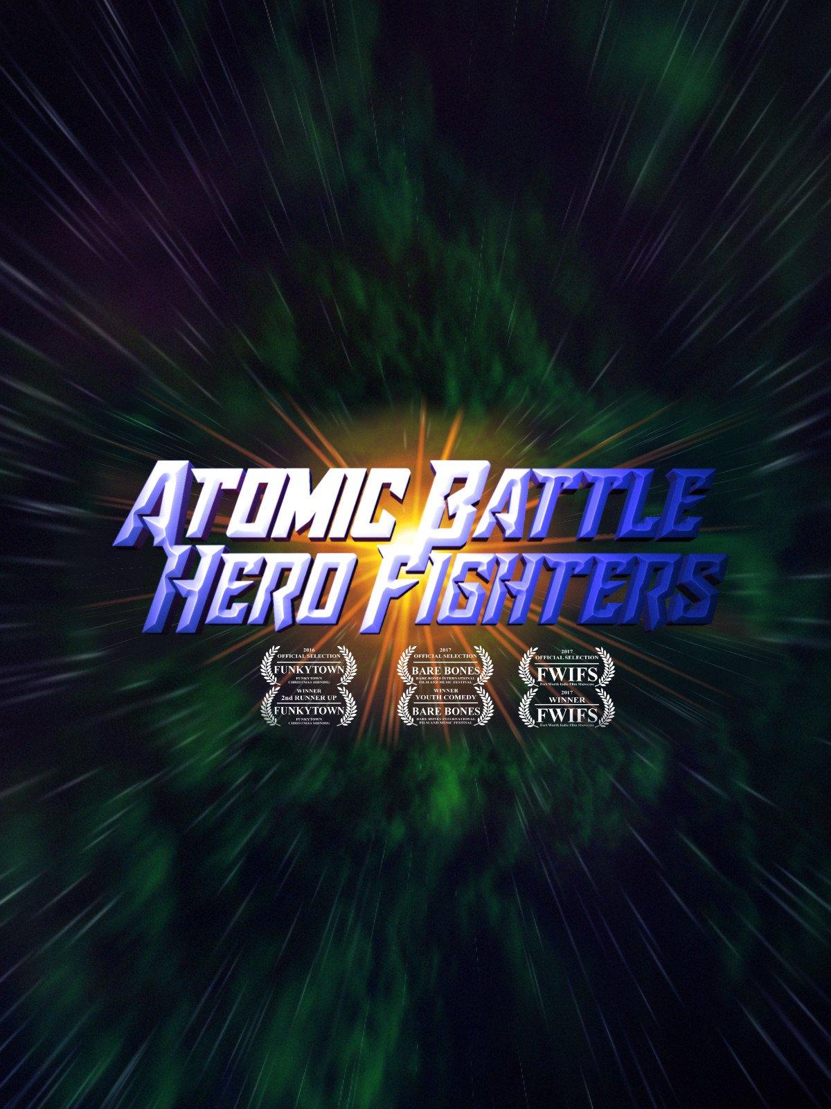 Atomic Battle Hero Fighters