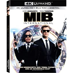 Men in Black: International [4K Ultra HD + Blu-ray]