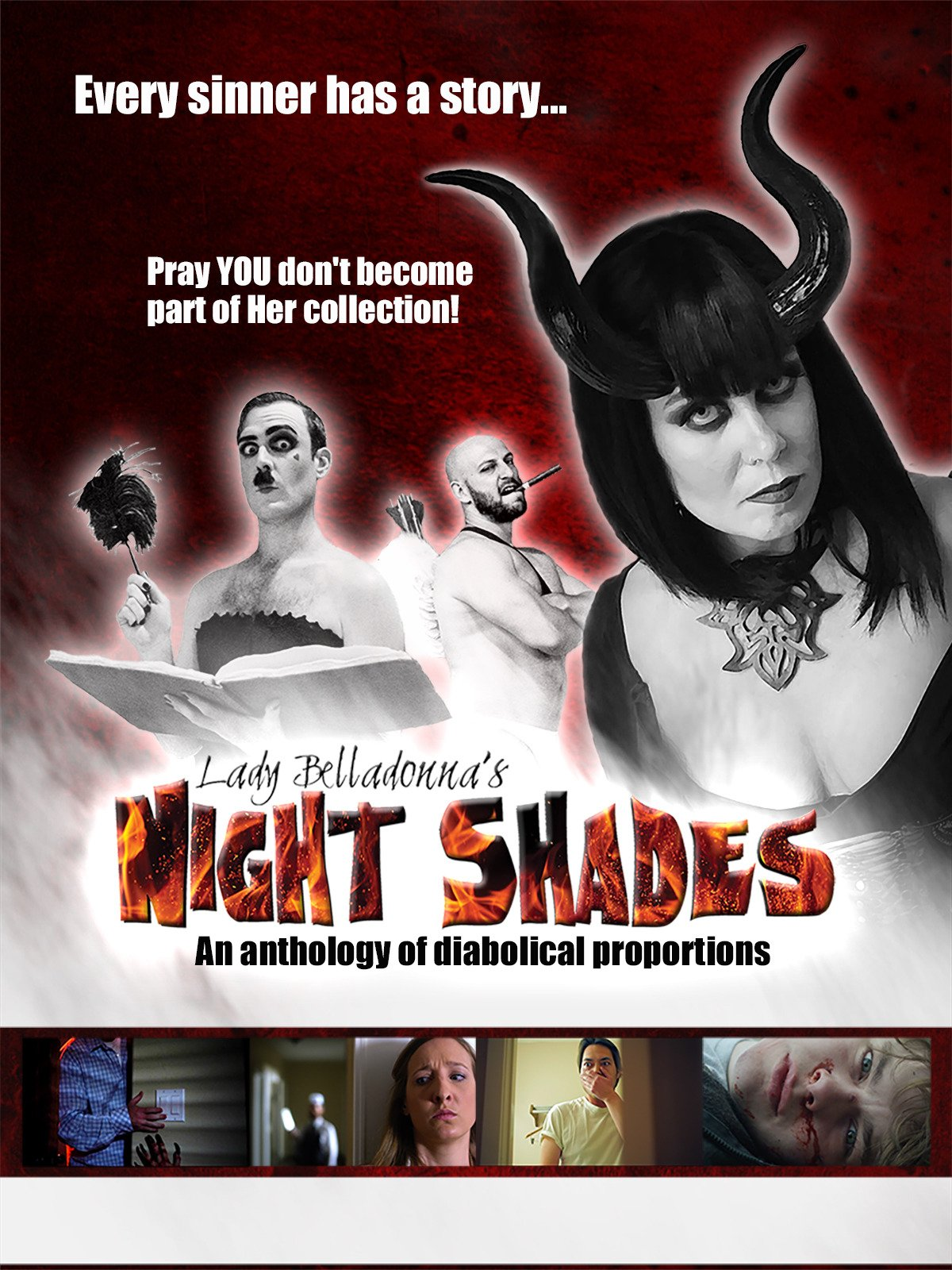 Lady Belladonna's Night Shades on Amazon Prime Instant Video UK