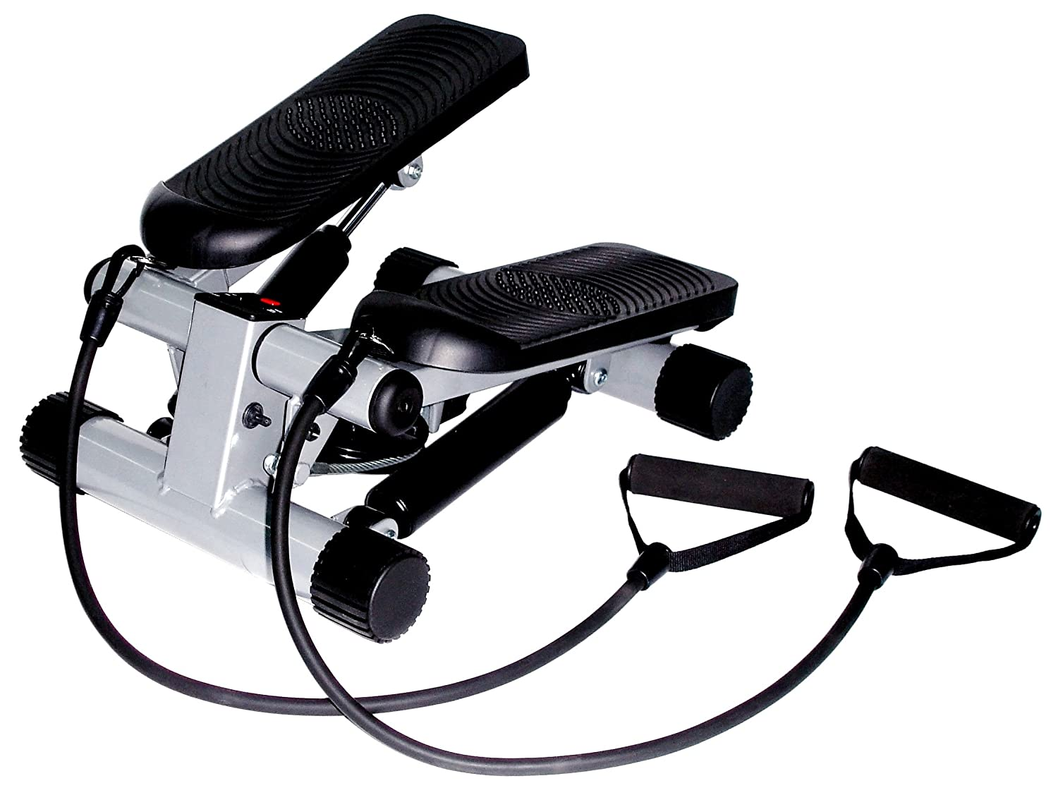 Mini Stepper Amp Resistance Bands Gym Step Excercise Machine