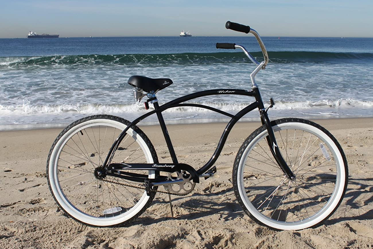 Firmstrong Urban Man Beach Cruiser Bicycle 4