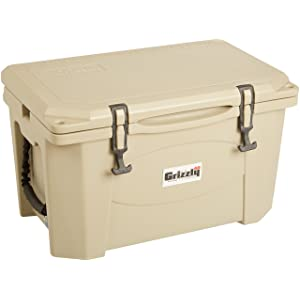 Grizzly Ice Chest