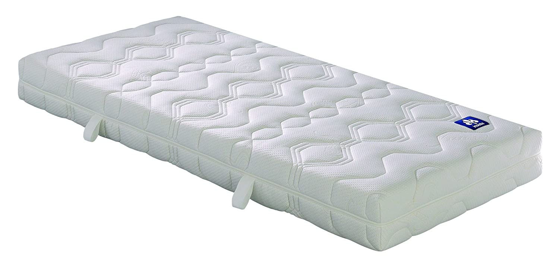 Badenia Bettcomfort 03888360143 Matratze Irisette Lotus Tonnentaschenfederkern H3  140 x 200 cm weiß jetzt bestellen