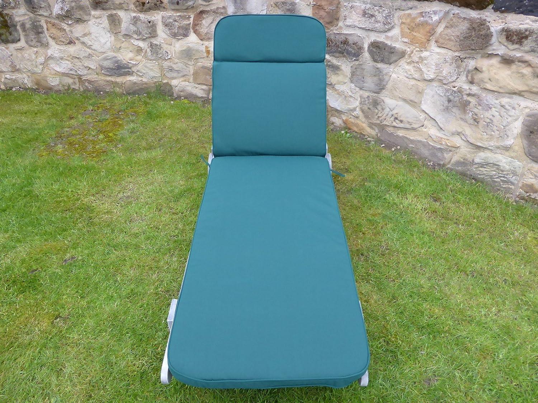 gartenm bel kissen gr n kissen f r garten sonnenliege stuhl 198x60x5 g nstig online kaufen. Black Bedroom Furniture Sets. Home Design Ideas