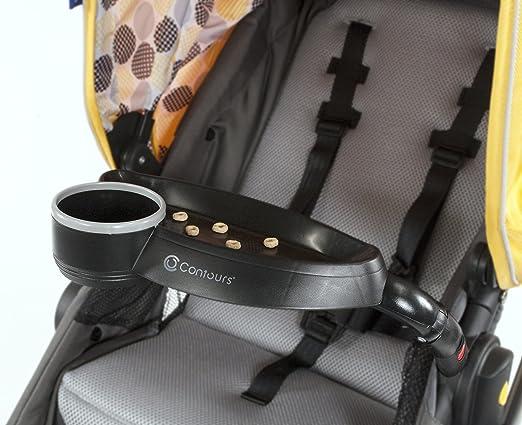 Amazon.com : Contours Child Tray, Black : Baby