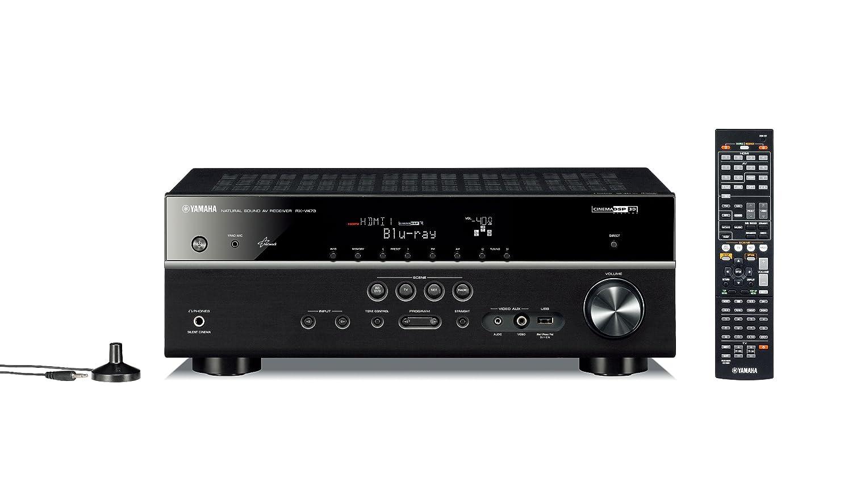 Yamaha RX-V473 5.1 AV-Receiver (HDMI mit