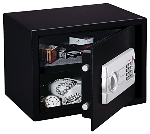 Stack On Personal Safe with Electronic Lock