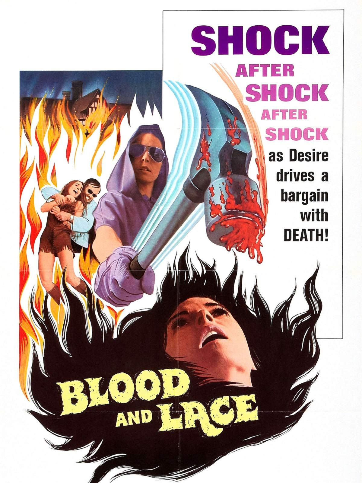 Blood and Lace on Amazon Prime Instant Video UK