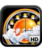 eWeather HD - M�t�o, des s�ismes, Barom�tre