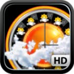 eWeather HD - M�t�o, des s�ismes, Bar...