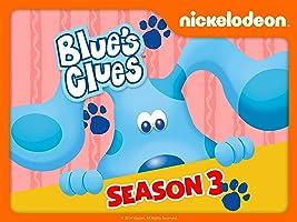 Blue's Clues Season 3