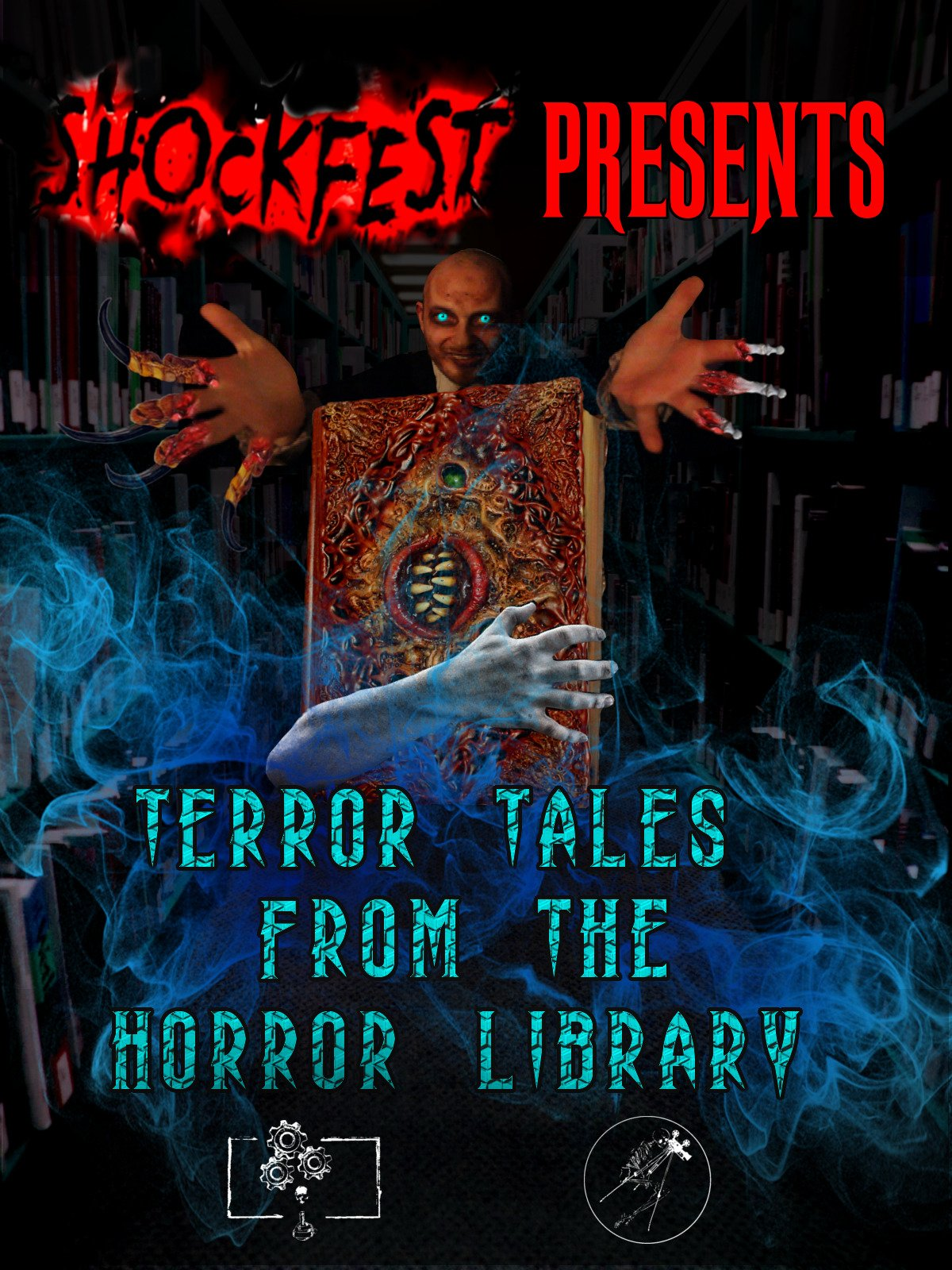 Terror Tales from the Horror Library