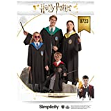 Simplicity Creative Patterns US8723A Pattern Harry Potter Unisex Costumes