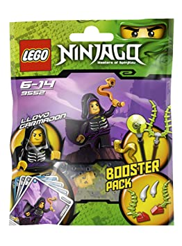 Lego Ninjago Toupies - 9552 - Jeu de Construction - Llyod Garmadon