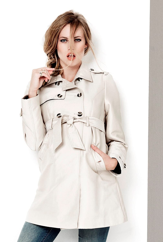 Noppies Trenchcoat / Übergangsjacke Umstandsjacke Wasserdicht Parker Damen Umstandsmode Jacke Mantel kaufen