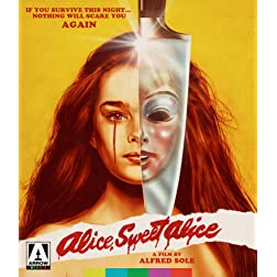 Alice, Sweet Alice [Blu-ray]
