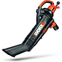 Worx WG509 12-Amp All-in-one Electric TriVac Blower