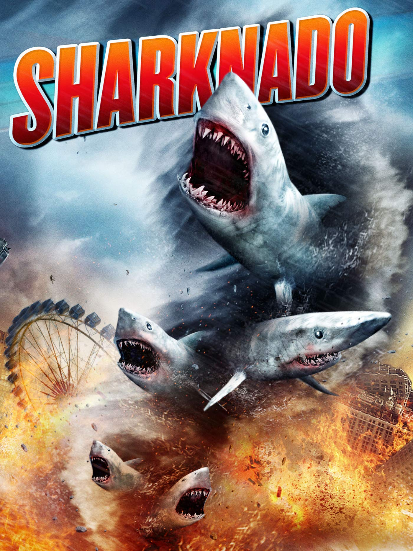 Sharknado on Amazon Prime Instant Video UK