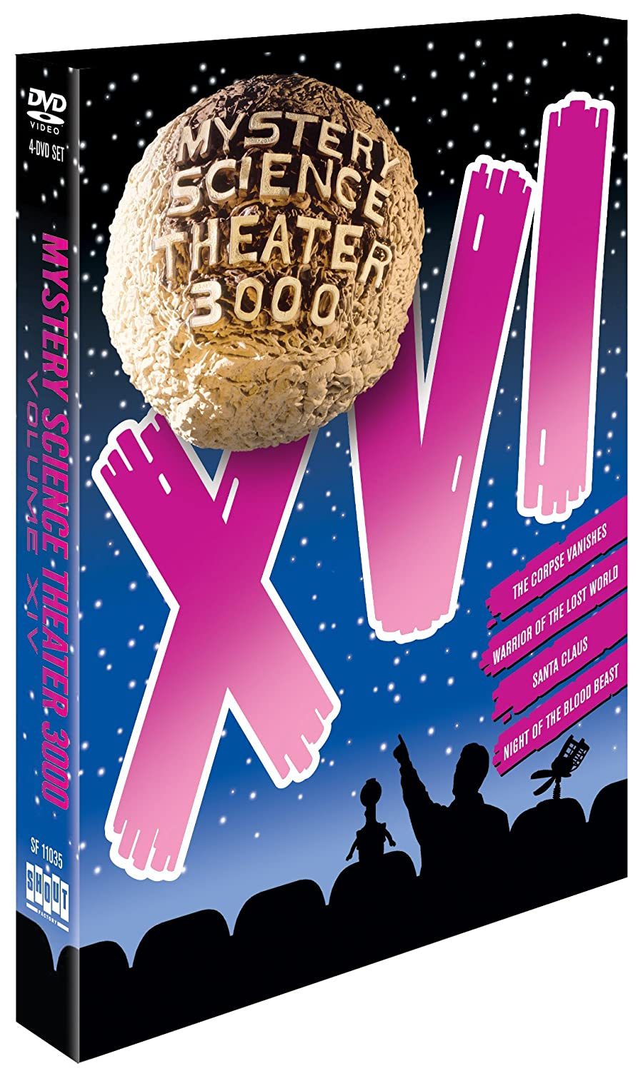 "TV Deal of the Week: ""Mystery Science Theater 3000″ Volumes XVI, XXIII, XXIV, and XXV"