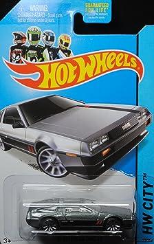 2014 Hot Wheels '81 Delorean DMC-12 33/250 HW City