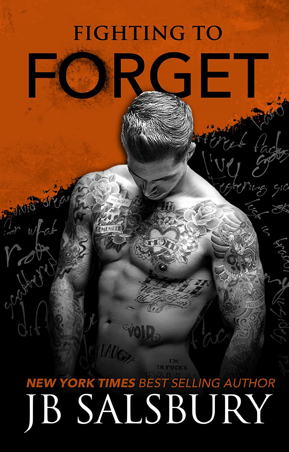 The cover of Fighting to Forget