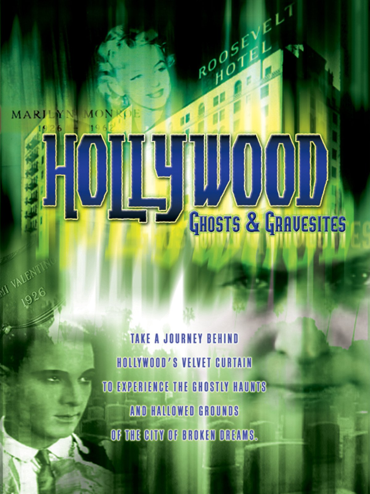 Hollywood Ghosts & Gravesites on Amazon Prime Instant Video UK