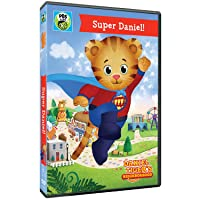 Daniel Tiger's neighborhood (Television program).<br/>Super Daniel