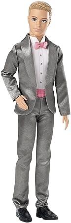 Barbie - Cff38 - Poupée Mannequin - Ken Marie