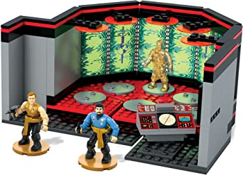 Mega Bloks Star Trek Room Building Set