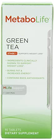 Отзывы Twinlab Metabolife Green Tea Stage 1 Weight Loss Support