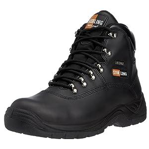Sterling Safetywear Waterproof SS812SM, Chaussures de sécurité homme   Commentaires en ligne plus informations