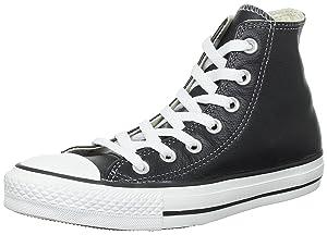 Converse Chuck Taylor All Star Core Lea Hi, Baskets mode mixte adulte   avis de plus amples informations