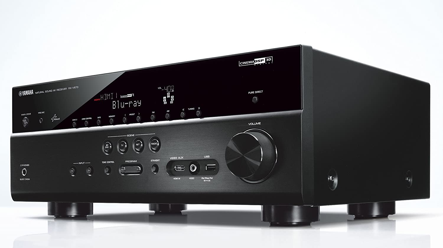 Yamaha rx v673 review for Yamaha rxv781 review
