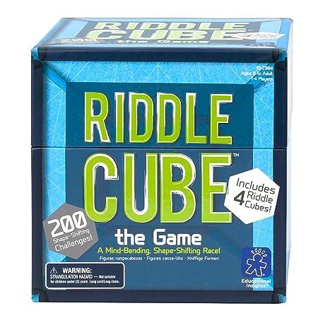 Learning Resources Jeu du Cube d'Énigmes