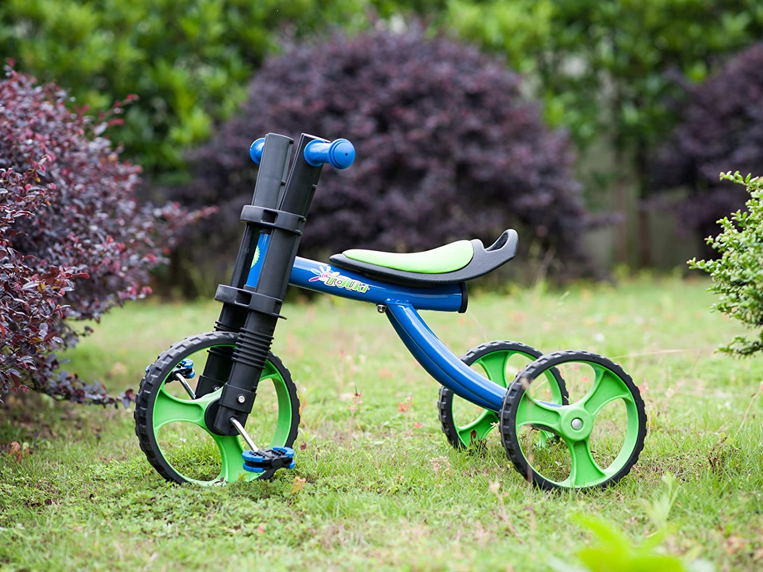 Tauki™12 Inch Kids Tricycle for Indoor/Outdoor Use ...