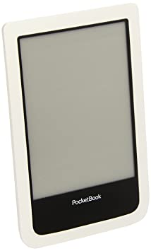 """eBook reader 6"""" PocketBook Aqua PB640-D-WW blanc"""