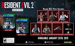 Resident Evil 2 - PlayStation 4 Deluxe Edition