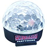 PATRON PRO AUDIO PARTYDOME LED Crystal Magic Ball with 6 Different Colors