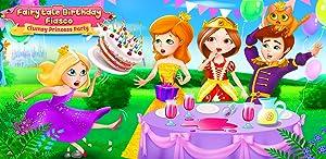 Fairytale Birthday Fiasco - Clumsy Princess Party by TabTale LTD