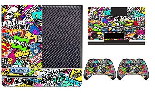 Xbox One Vinyl Decal Designer Xbox One Vinyl