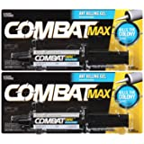 Combat 023400044542 Max, Ant Killing Gel, 27 Grams (2 Pack). (Color: .)