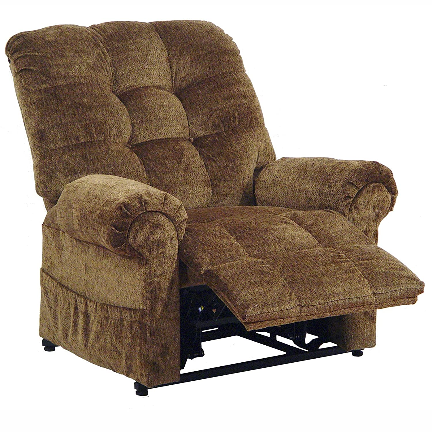 recliner item accents large tall olinde chair flexsteel furniture hercules number power and products big s with