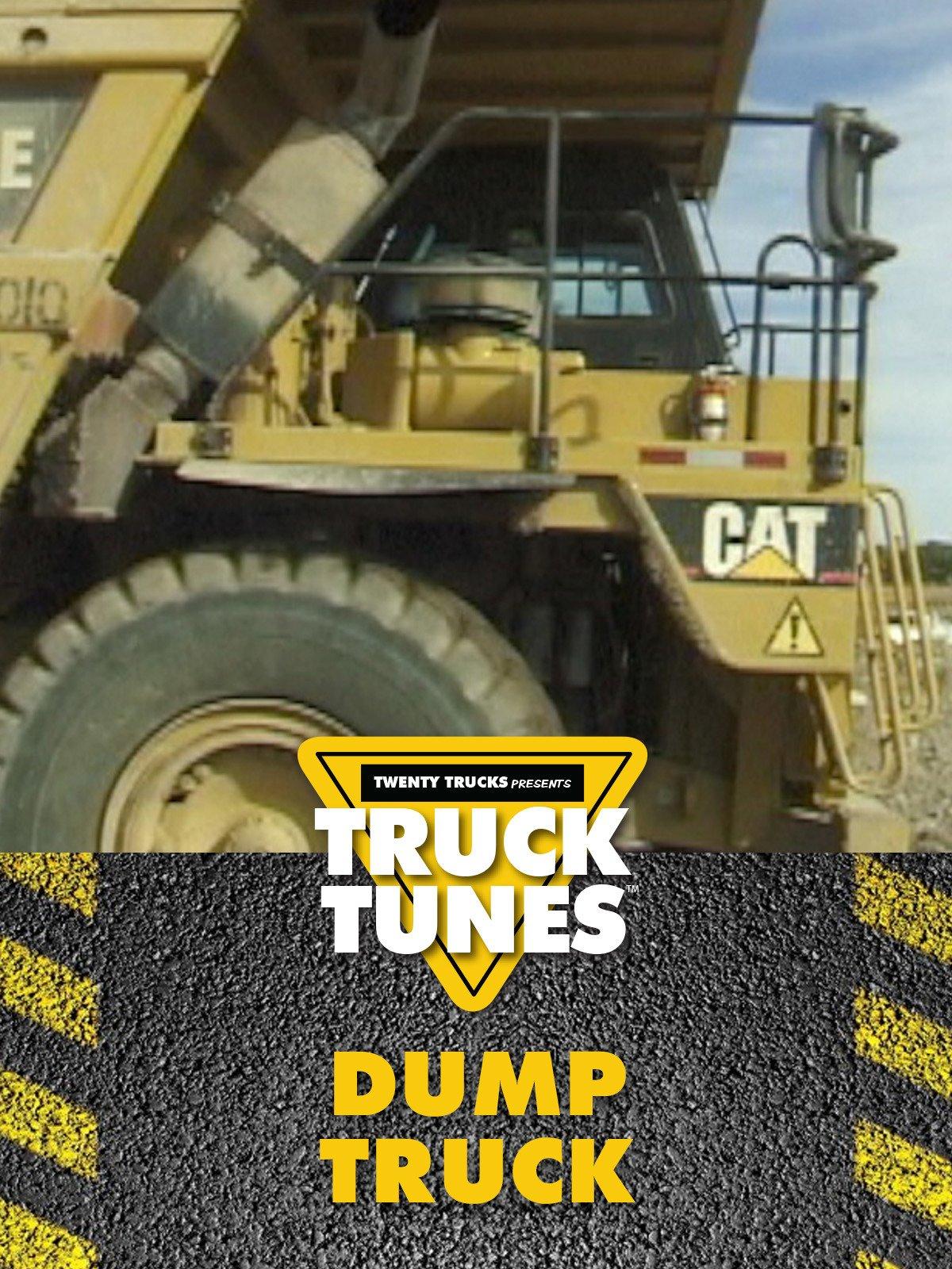 Dump Truck - Truck Tunes for Kids on Amazon Prime Instant Video UK