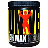 Universal Nutrition GH Max GH Support Supplement 180 Tablets