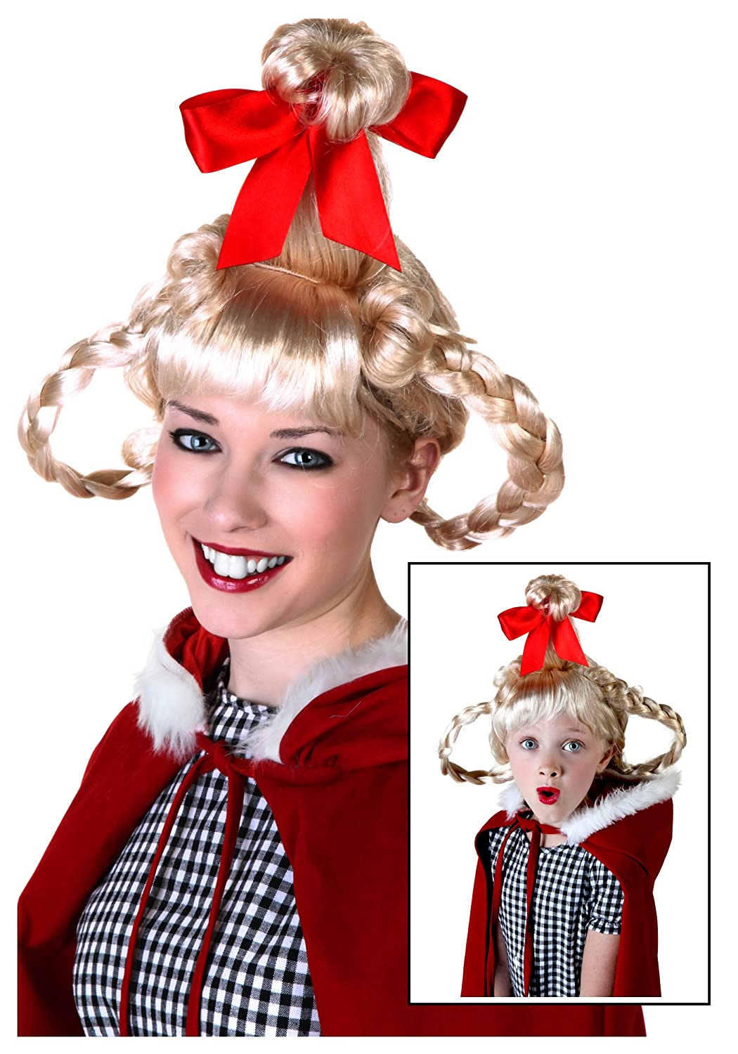 Gallery images and information: Whoville Hair Tutorial