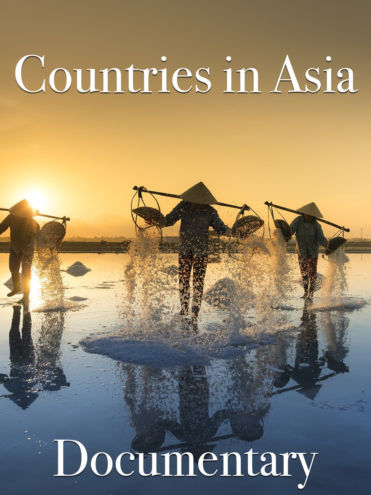 Countries in Asia Documentary
