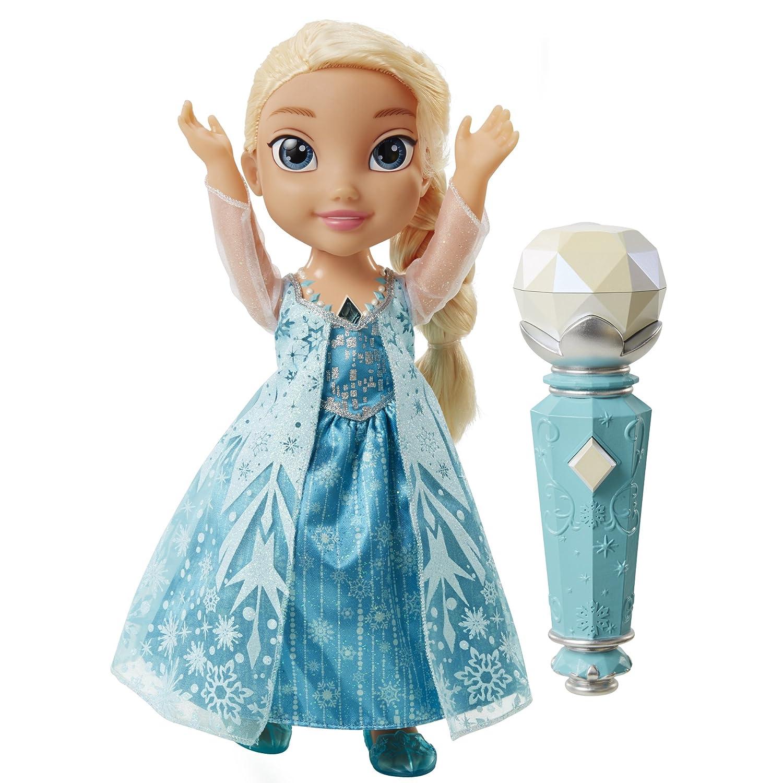 Disney Die Eisköniging – Völlig unverfroren – Singende Elsa Puppe (Englische Sprache) [UK Import] günstig online kaufen