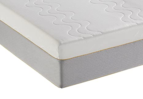 Dormeo Options King Size Pocket Spring Mattress with Cotton, White