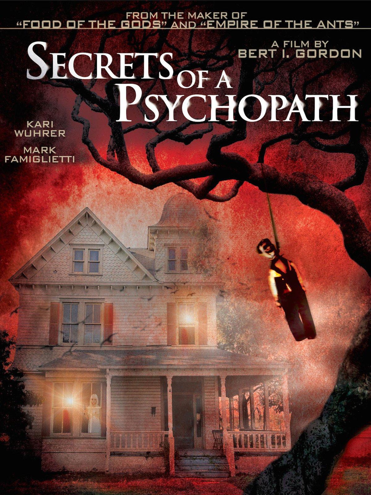 Secrets of A Psychopath on Amazon Prime Video UK